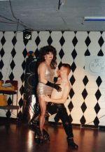 Beverly Buttercup & Paul 1993