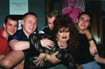 Beverly buttercup @ The 1st Dance Party 1998