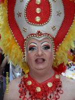 Beverly Buttercup At Mardi-Gras Parade 2010