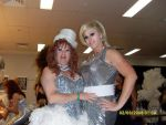 Beverly Buttercup & Tora hymen - Back Stage MG 2008
