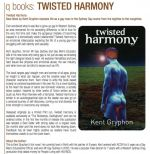 TWISTED HARMONY - By kent gryphon