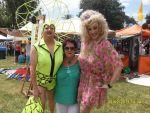 Beverly - Gail - LayDee At Fair Day 2011