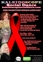 Kaleidoscope Wold Aids Day Ad (03.12.11)