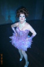 Beverly Buttercup At Diva Awards 2011 On The 24.10.11.