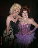 Celeste & Beverly Buttercup At Diva Awards 2011 On The 24.10.11.