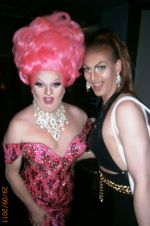 Beverly Buttercup & Christina Dior At Midnight Shift 29.09.11