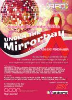 ARQ Presents Under The Mirrorball 28.11.10