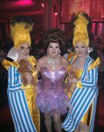 Bananas in Pyjamas & Beverly Buttercup At Diva Awards 2011