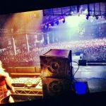 DJ Kitty Glitter , Warming Up The RHI at Sydney Mardi Gras Party 03.03.12.