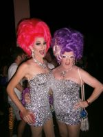 Beverly Buttercup At Mardi Gras Party 03.03.12.