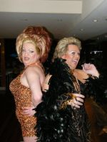 Beverly Buttercup & Sandy Bottom At Showtime Canley Vale 18.08.12.
