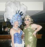 Beverly Buttercup & Eliza Downe @Showtime Canley Vale 18.08.12.