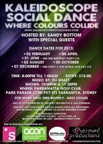 Kaleidoscope Poster 2013