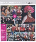 Red Party #2 - Star Observer - Paper 07.12.12.