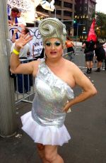 Beverly Buttercup At Mardi Gras 02.03.13.