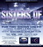 Sisters of Size On The 14Sep & 09Nov 2013 - Poster