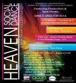 HEAVEN SOCIAL DANCE - POSTER 2014