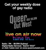 Queen Out West 89.3fm - Banner - May2014.